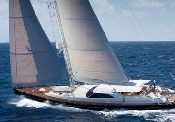Guillemot yacht charter in South East Asia