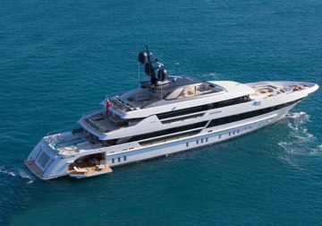Lady Lena yacht charter