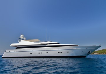 Mabrouk yacht charter in Greece