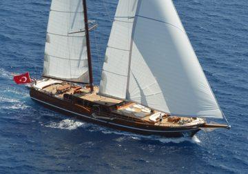Cakiryildiz yacht charter in Bodrum