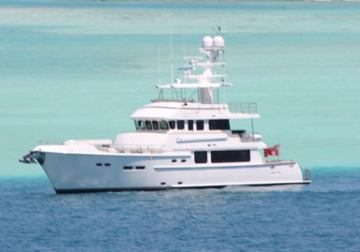 Beyond Capricorn yacht charter in Australia