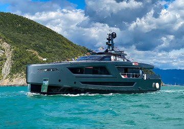 Panam yacht charter in Ibiza