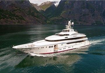 Lady Kathryn V yacht charter in Nice