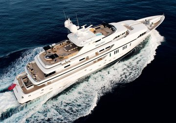 Sealyon yacht charter in Bahamas