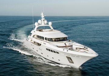 Nassima yacht charter in British Virgin Islands