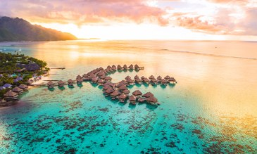 Tahiti yacht charters available at a reduced price with 60m superyacht DREAM