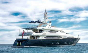 Mediterranean charter special: reduced rate for 40m motor yacht BUNKER