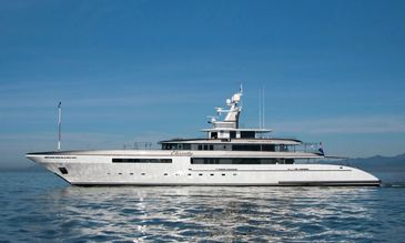 Green yachting: charter eco-friendly 65m superyacht ETERNITY in the Bahamas this summer