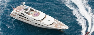ST DAVID Yacht Review