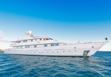 CD Two charter yacht