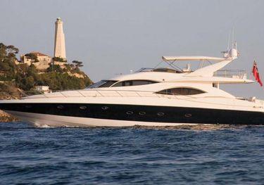 Ruff One charter yacht
