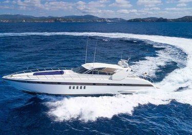 Minu Luisa charter yacht