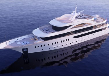 Anthea charter yacht