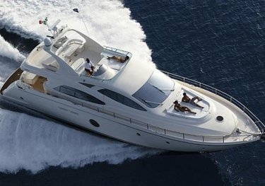 Lucignolo charter yacht