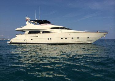 Leigh charter yacht