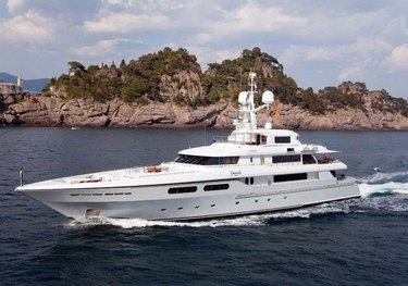 Elena V charter yacht