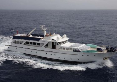 Le Kir Royal charter yacht