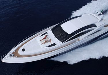 Funky Town charter yacht
