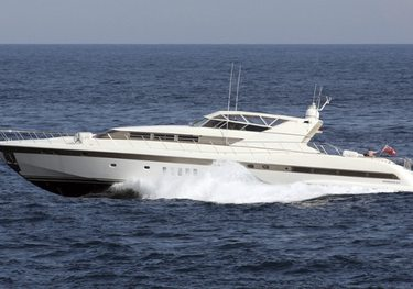 Mina II charter yacht