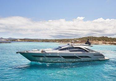Baloo III charter yacht