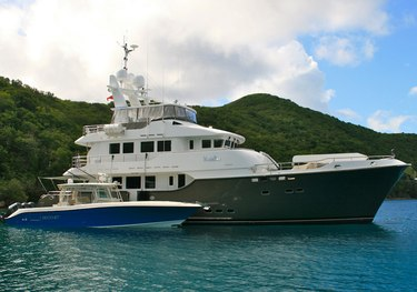 Vega charter yacht