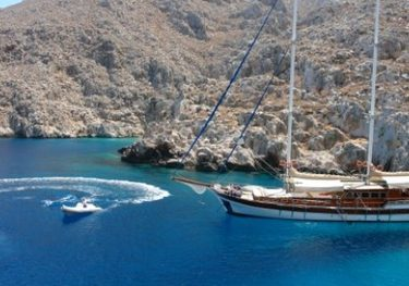 Andjeo charter yacht