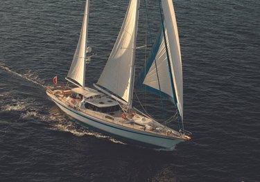 Wisdom charter yacht