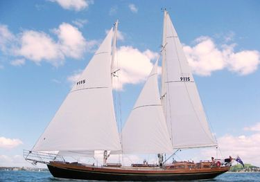 Haparanda charter yacht