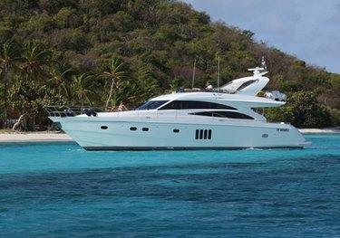Emmy charter yacht