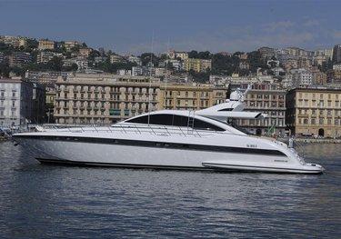 Milu II charter yacht