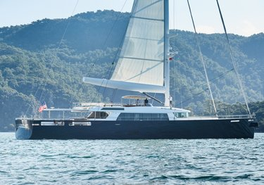 Extreme charter yacht
