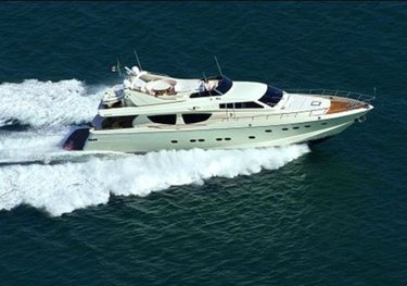 Andalus charter yacht