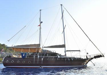 Amity charter yacht