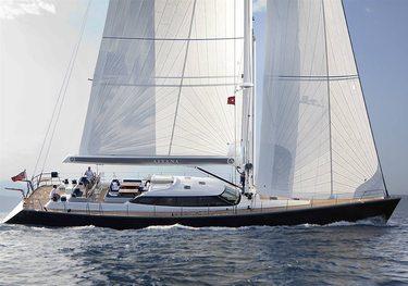Assai charter yacht