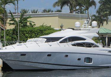 Eagle II charter yacht