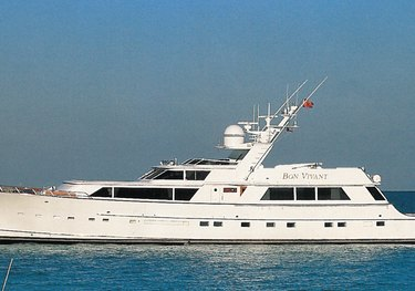 Independence charter yacht