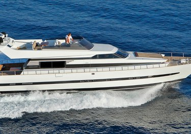 Sea Heart charter yacht