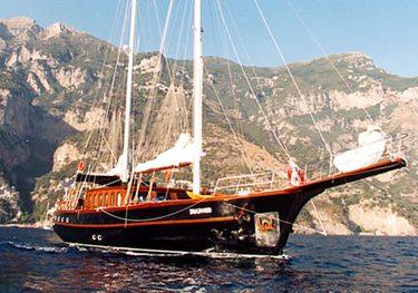 Myra charter yacht