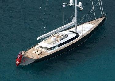 Burrasca charter yacht