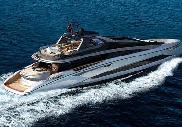 Adamas 6 charter yacht