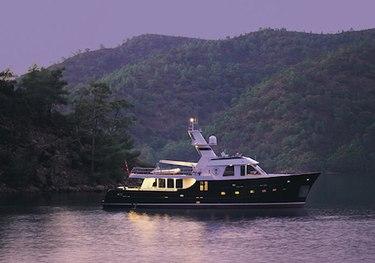 Troy Explorer charter yacht
