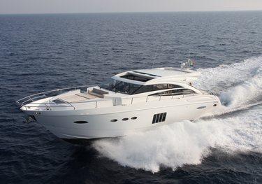Tao charter yacht