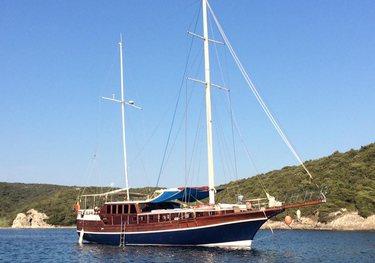Atlantik III charter yacht