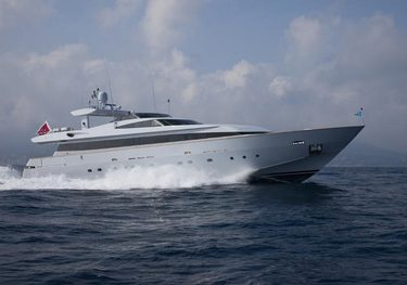 4Us charter yacht
