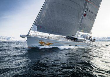 Firebird charter yacht