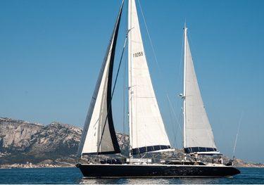 Enthalpia charter yacht