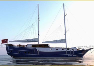 Grand Sailor charter yacht