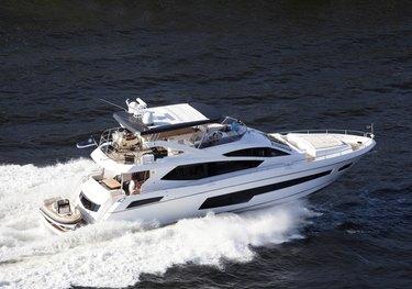 Glasax charter yacht