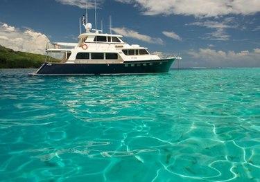 Euphoria of London charter yacht