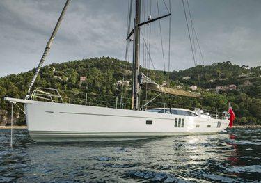 Graycious charter yacht